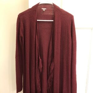 Charlotte Russe cardigan size small